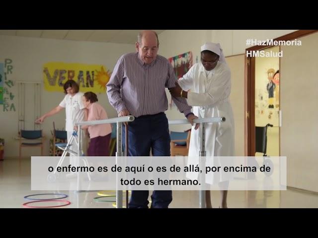 Haz Memoria: Salud - En el cuidado de los enfermos