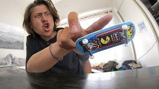 100 Fingerboard Tricks