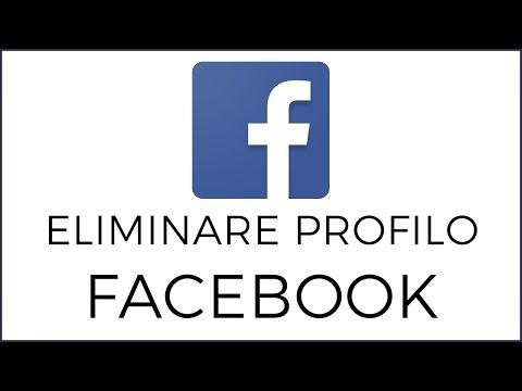Come Eliminare Un Account Facebook Definitivamente