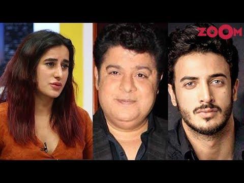 Saloni Chopra on seeking LEGAL ACTION against Sajid Khan & Zain Durrani