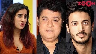 Saloni Chopra on seeking LEGAL ACTION against Sajid Khan & Zain Durrani