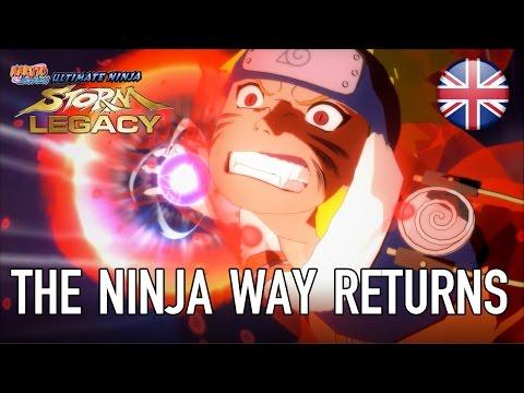 Naruto SUNS Trilogy/Legacy - PC/PS4/X1 - The Ninja Way Returns (announcement) (english)