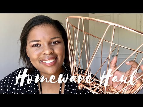 Mr Price Home Haul // South African Youtuber