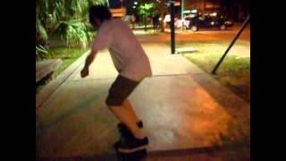 The Cone Skate Video.