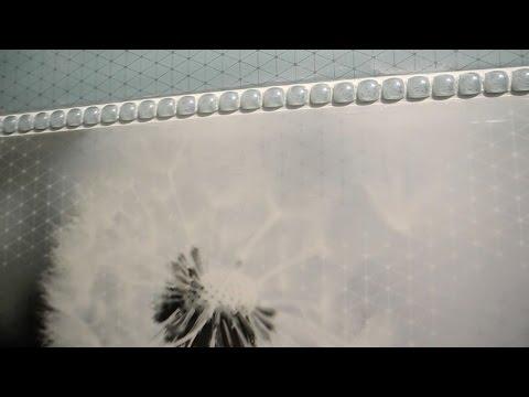 Как укладывать плиточный БИСЕР ч.2 (затирка швов)