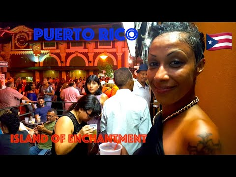 Puerto Rico   The Island of Enchantment with FRE$H