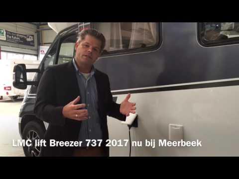 Review LMC Breezer H 737 G 2017 te koop Hymer Meerbeek Caravans & Campers Doetinchem