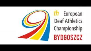 9 European Deaf Athletics Championships - Bydgoszcz 20-25.07.2015 Day 3