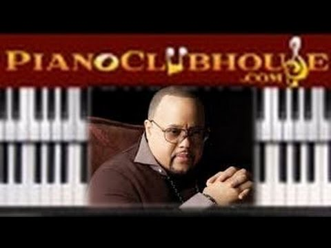 I WILL TRUST - Fred Hammond (easy gospel piano tutorial lesson)