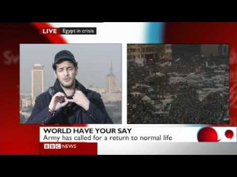 WHYS on TV: Egypt in crisis