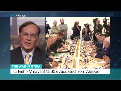 Graeme Bannerman on Syria talks between Russia, Iran, Turkey