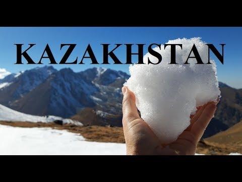 Kazakhstan (On the top of Trans-Ili Alatau Range-3316m. ) Pa
