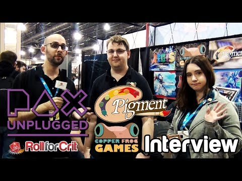 Pigment | Copper Frog Games Interview | PAX Unplugged