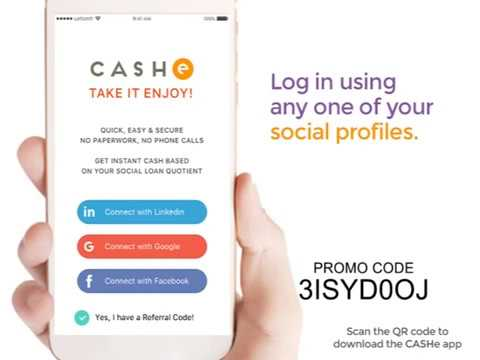 Personal Loans India Quick Easy loans Download CASHe on Google Playstore
