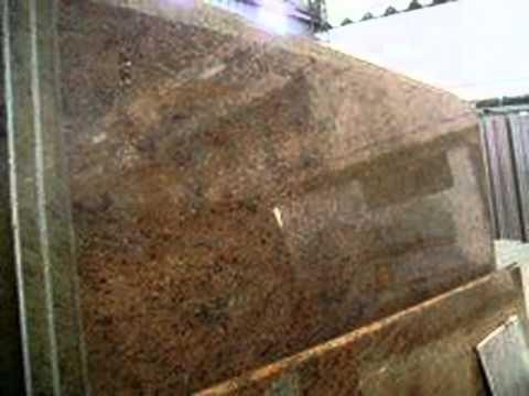 Indian Granite Gang Saw Size Slabs For Best Price Youtube