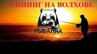 Русская рыбалка 4 на завтрак. Федька на посмотрим где.... #94