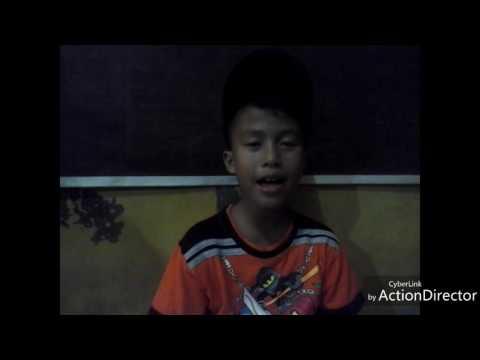 Guruku Pahlawanku dinyanyiin Oleh Anak SD Gahtan Sakti & Fathar
