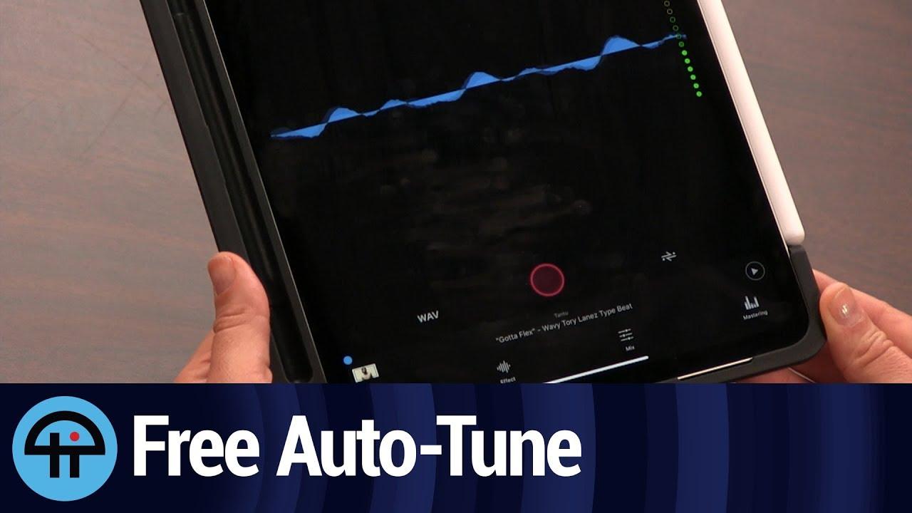 Auto-Tune for Free