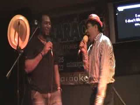 Karaoke dreadlock holiday.flv