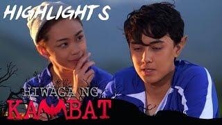 Sarah whispers her feelings for Iking Hiwaga Ng Kambat With Eng Subs