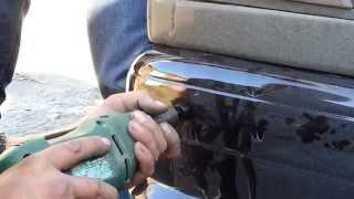 Установка парктроника на Mercedes Benz своими рука(, 2014-09-17T18:26:53.000Z)