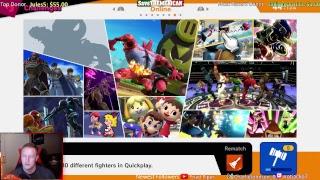 LIVE   Odd Characters   Super Smash Bros. Ultimate