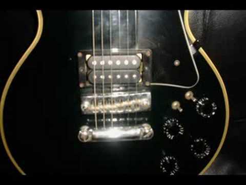 DOD 250 MXR Distortion+  guitar effect Demo -- I built it