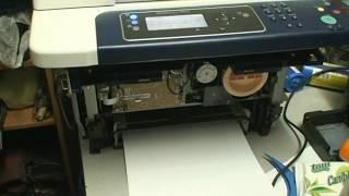 Xerox 3045 не захватывает бумагу