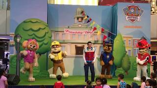 PAW PATROL Live! Friendship Day Live Show!