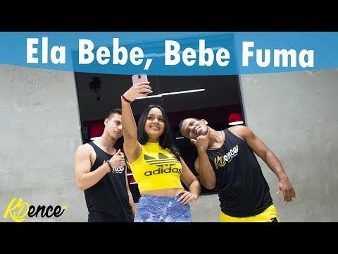 Ela Bebe, Bebe Fuma - MC Davi | Coreografia KDence