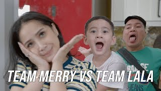 Download REBUT HATI RAFATHAR!! MERRY VS LALA BERSAING BANTUIN MAMA GIGI!! Mp3 and Videos