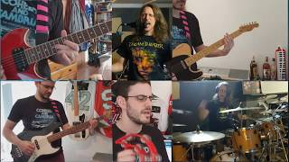 The Dear Hunter - The Flame (Is Gone) Cover - James Perkins ft. Tammi Charrette