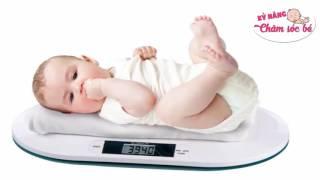 Kỹ Năng Chăm Sóc Bé -  Sai lầm ít mẹ Việt biết khiến trẻ sơ sinh chậm lên cân