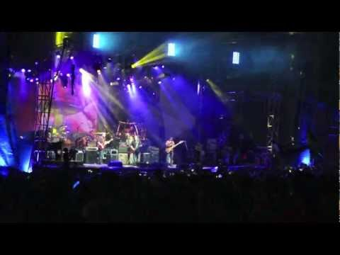 The Allman Brothers Band  Midnight Rider  All Good Music Festival 2012