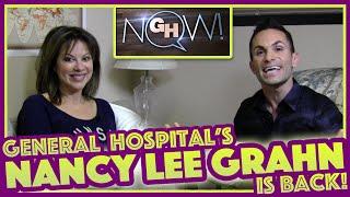 """General Hospital"" Star Nancy Lee Grahn talks new web show ""GH Now""!"