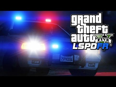 GTA 5 LSPDFR SP #6 - In Harmony