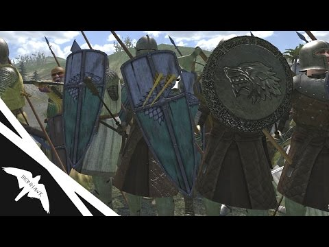Starks fight For the Holy Lands! - Mount & Blade Persistent World