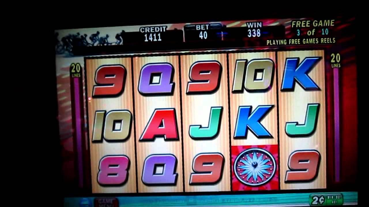 Slot Machine Bonus Rounds