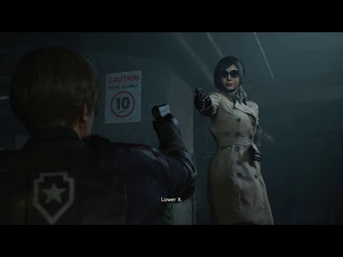 Resident Evil 2: Quick Look