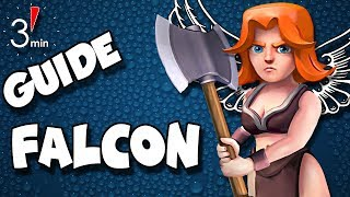 3 Minute Guide to the Falcon Attack | TH10 - 9 Guide | Clash of Clans