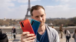 Huawei P30 Pro Real-World Battery Test