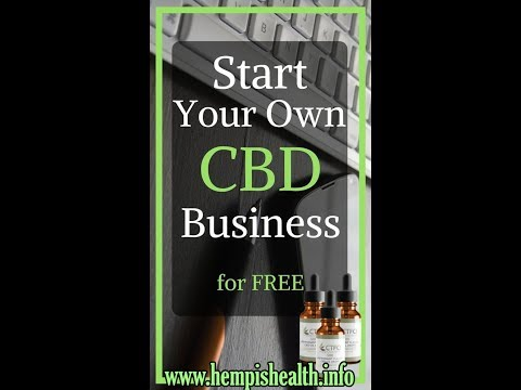 Start Your Own Organic CBD Business FREE - NO INvestment - How Much You Make