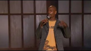 Dave Chappelle ~ For What Its Worth