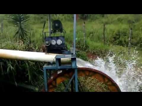 Geradores Roda D'agua