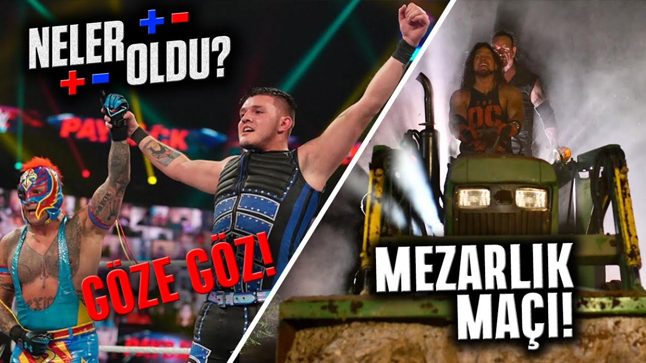 Neler Oldu?   WWE 2020