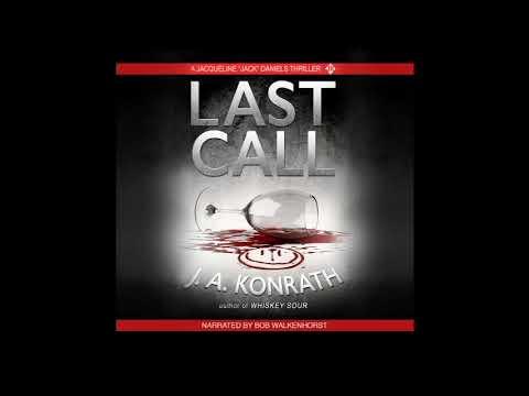 LAST CALL One Hour Audio Book Sample