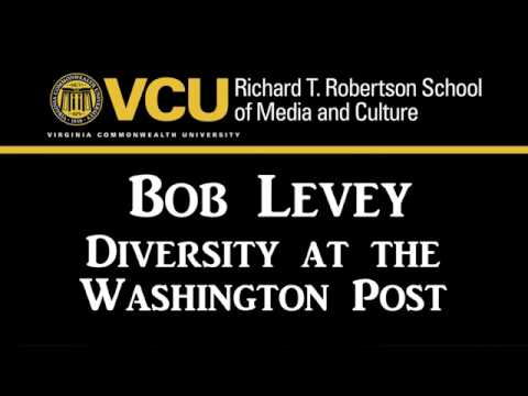 Bob Levey Diversity at the Washington Post