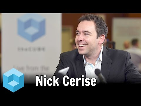 Nick Cerise, Western Union Business Solutions - Oracle Modern Marketing - #mme16 - #theCUBE