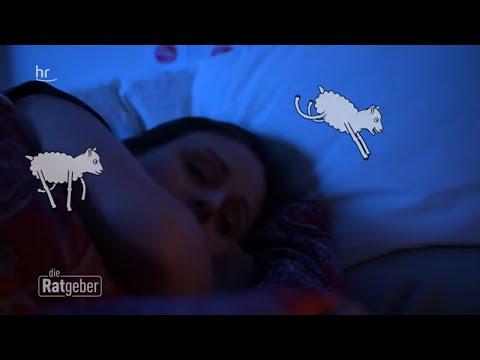 Schlafstörungen durch Lockdown