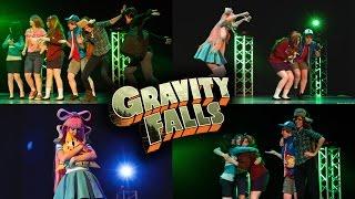 Gravity Falls cosplay 2016